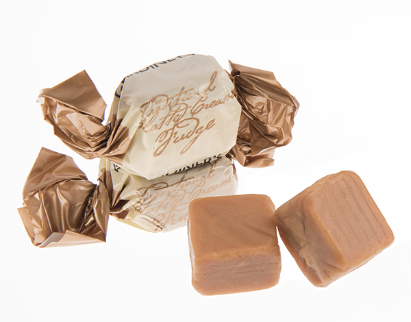 clotted cream fudge sweets