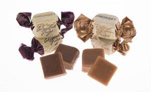 clotted cream flavoured fudge
