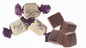 handmade fudge confectionery