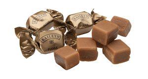 baileys flavoured fudge