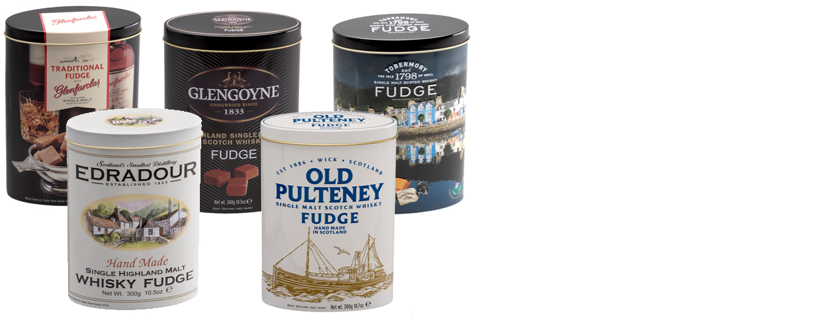 Branded Whisky Tins
