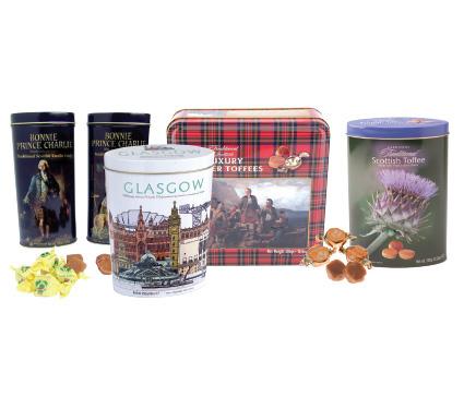 Scottish Iconic Range