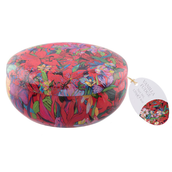 Best blooms flower tin