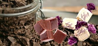 chocolate fudge flavour