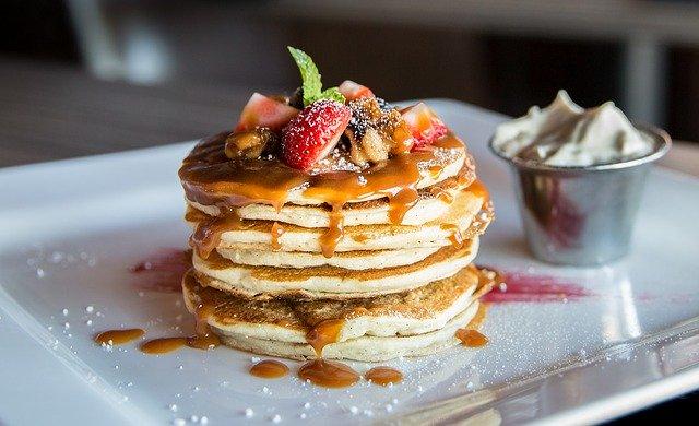 fudge pancakes recipe